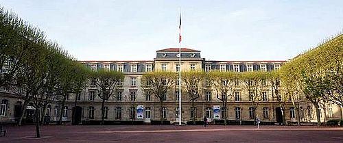 Le bâtiment actuel